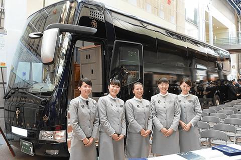 神姫バス、新バスツアーブランド...