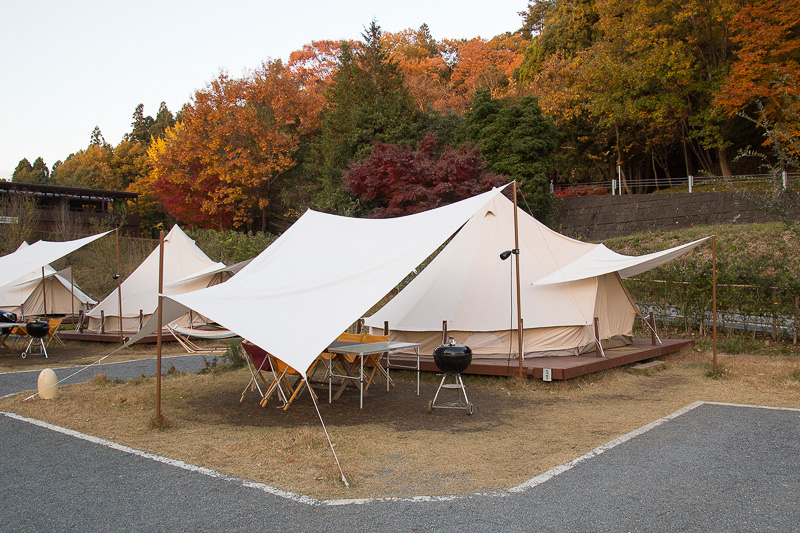 グランピング テント