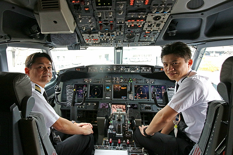 JAL、MPL訓練導入後の第一期生が...