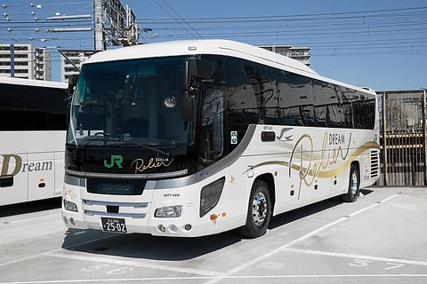 JRバス関東/西日本JRバスが導入...