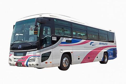 西日本JRバス、三宮バスターミナ...