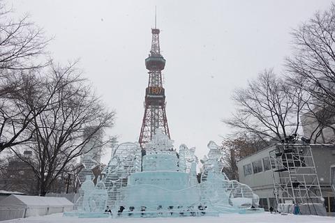 まつり 札幌 雪