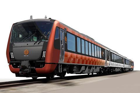 JR東日本、新観光列車「海里(か...