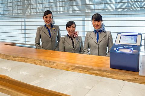 【航空】ANA、伊丹空港のラウンジを2月1日リニューアルオープン。ビジネスマンの多様なニーズに応え