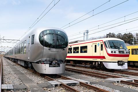 西武鉄道の新型特急「ラビュー」がデビュー  [402859164]YouTube動画>1本 ->画像>15枚