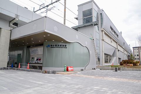 駅 梅小路 京都 西