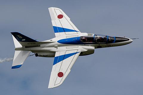 航空自衛隊「ブルーインパルス」、5月5日開催の「第43回海上自衛隊/米 ...