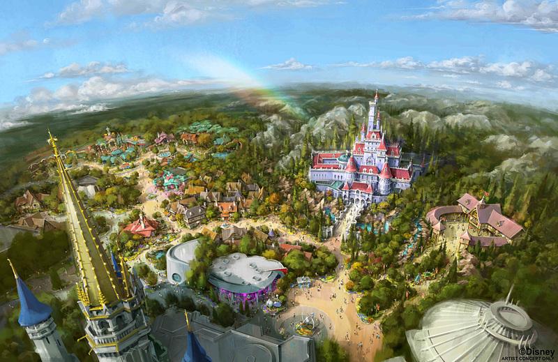 東京ディズニーランドの大規模拡張事業「ニューファンタジーランド」が2020年4月15日にグランドオープンする