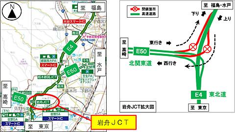 道 自動車 北 関東