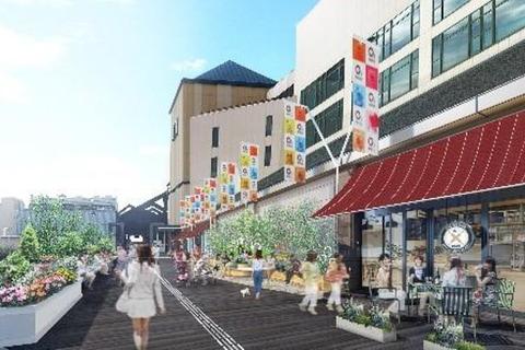 みのおキューズモール、4月25日リニューアルオープン。50店舗の大規模 ...