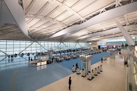 ANA、羽田空港第2ターミナルでの国際線発着をスタート。初日は8便が ...
