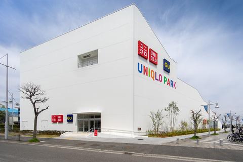 Park ベイサイド 店 横浜 uniqlo