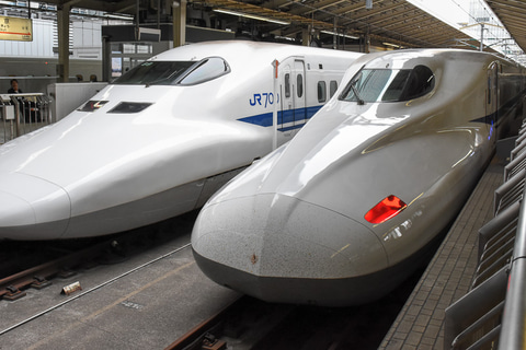 JR東海、5月11日以降の東海道新幹線「のぞみ」を1時間あたり3本程度に ...