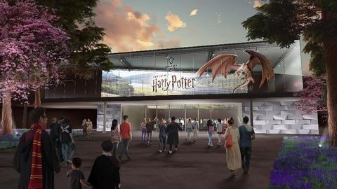 としまえん跡地にハリー・ポッターのテーマパークが2023年前半オープンへ 世界で2番目の「ワーナー ブラザース スタジオツアー東京 メイキング・オブ ハリー・ポッター ...
