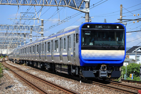 系 横須賀 E235
