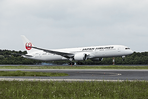 PC WatchJALの最新鋭機「ボーイング787-9」が日本到着、7月1日の成田~ジャカルタ線より運航