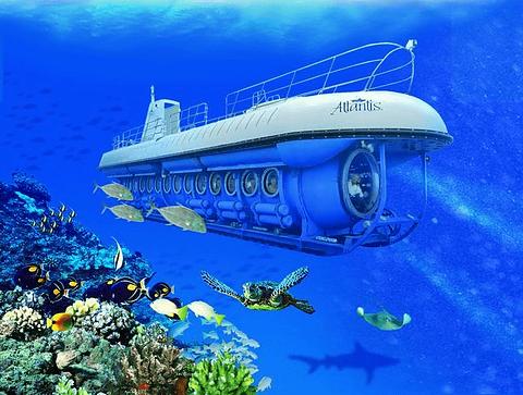 Submarine Kona Tour