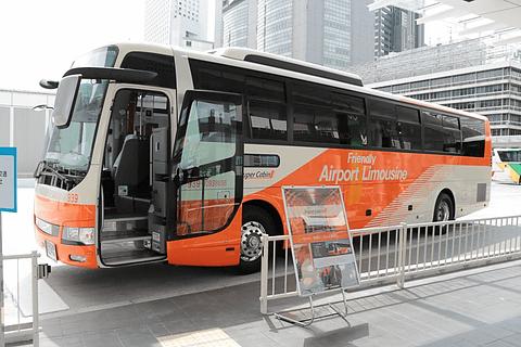 国交省、羽田空港深夜早朝アクセスバスの継続と、リフト付き ...