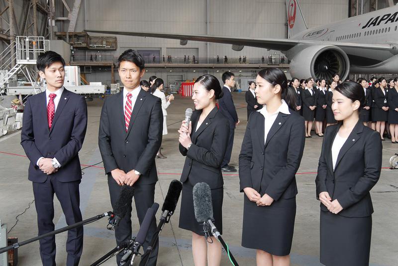 職種紹介 JAL採用情報 日本航空株式会社