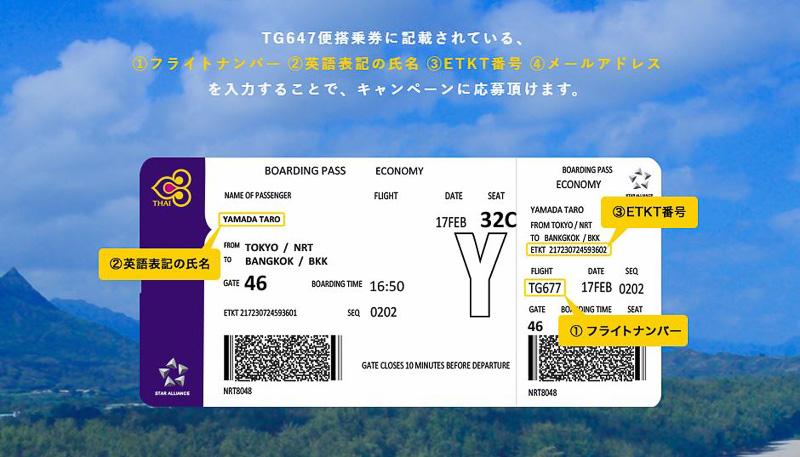 画像] タイ国際航空、セントレア~バンコク深夜便「TGでら夜便 ...