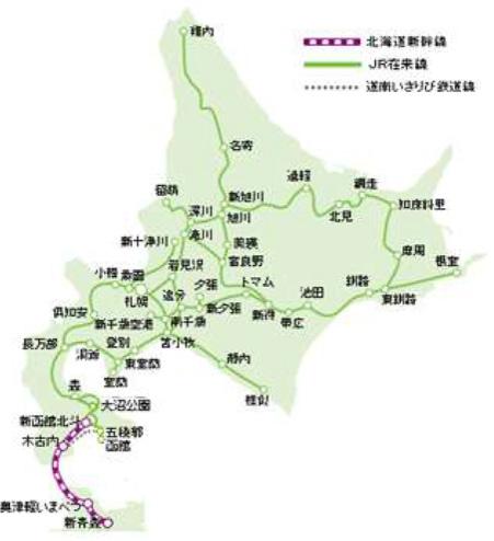 JR北海道、3000円で全線乗り降り自由の「JR北海道日帰り周遊パス」発売 ...