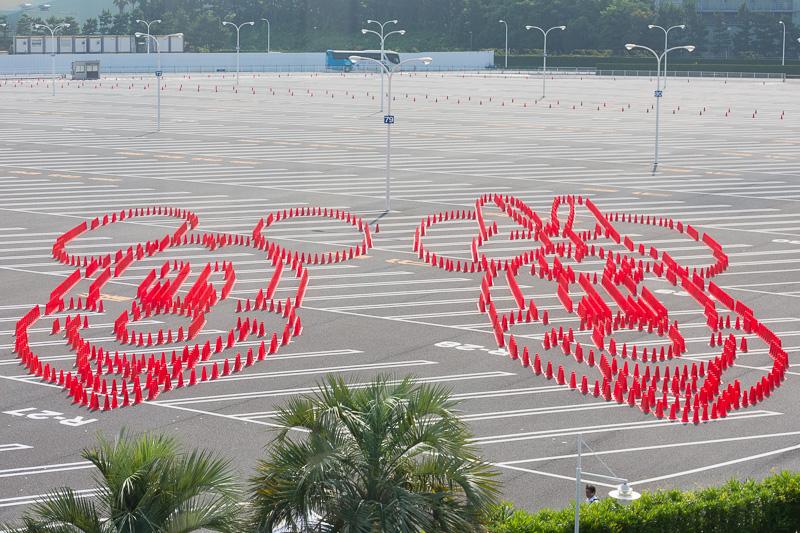 ディズニーランド 駐車場