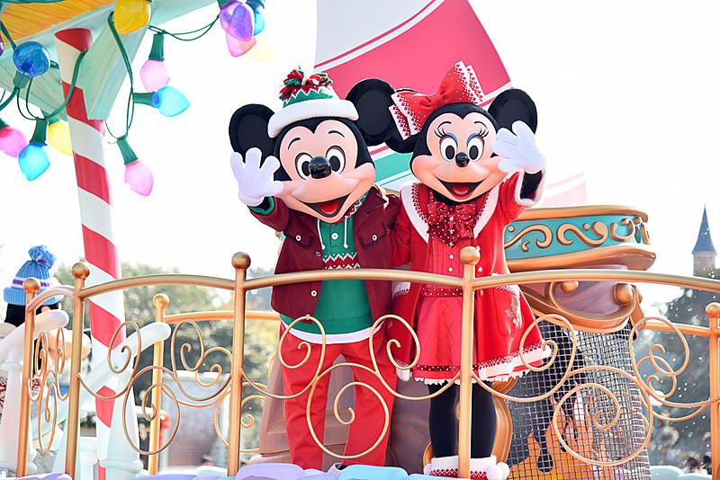PC Watchとっておきのホリデーシーズンを東京ディズニーランドで! クリスマスのスペシャルイベントがスタート