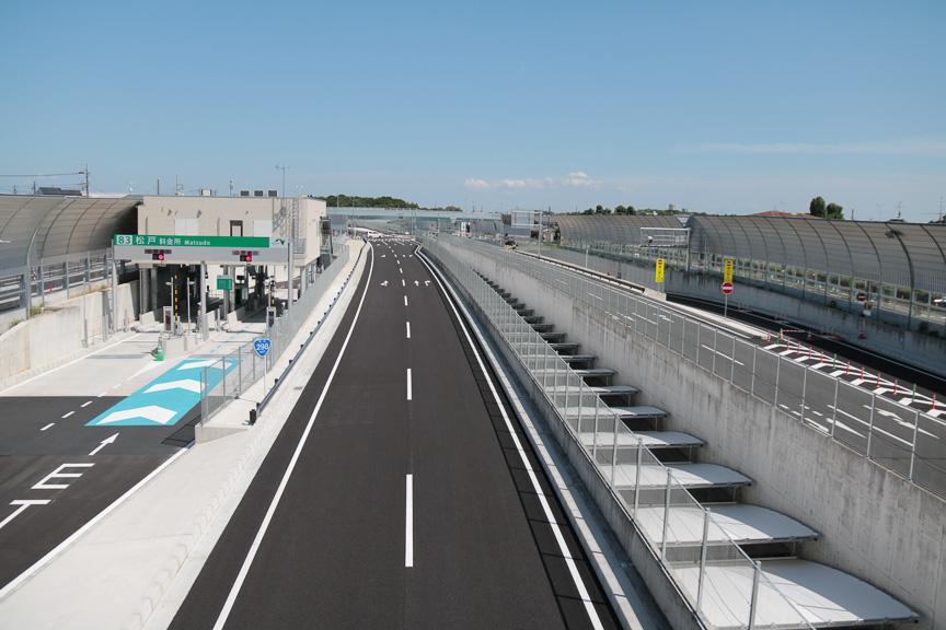 NEXCO東日本、6月2日開通の外環道 三郷南IC~高谷JCT間を事前公開 ...