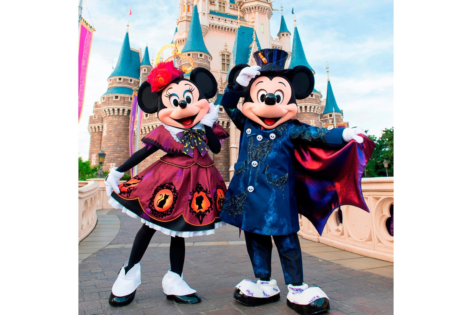 2018年の「ディズニー・ハロウィーン」は9月11日~10月31日開催