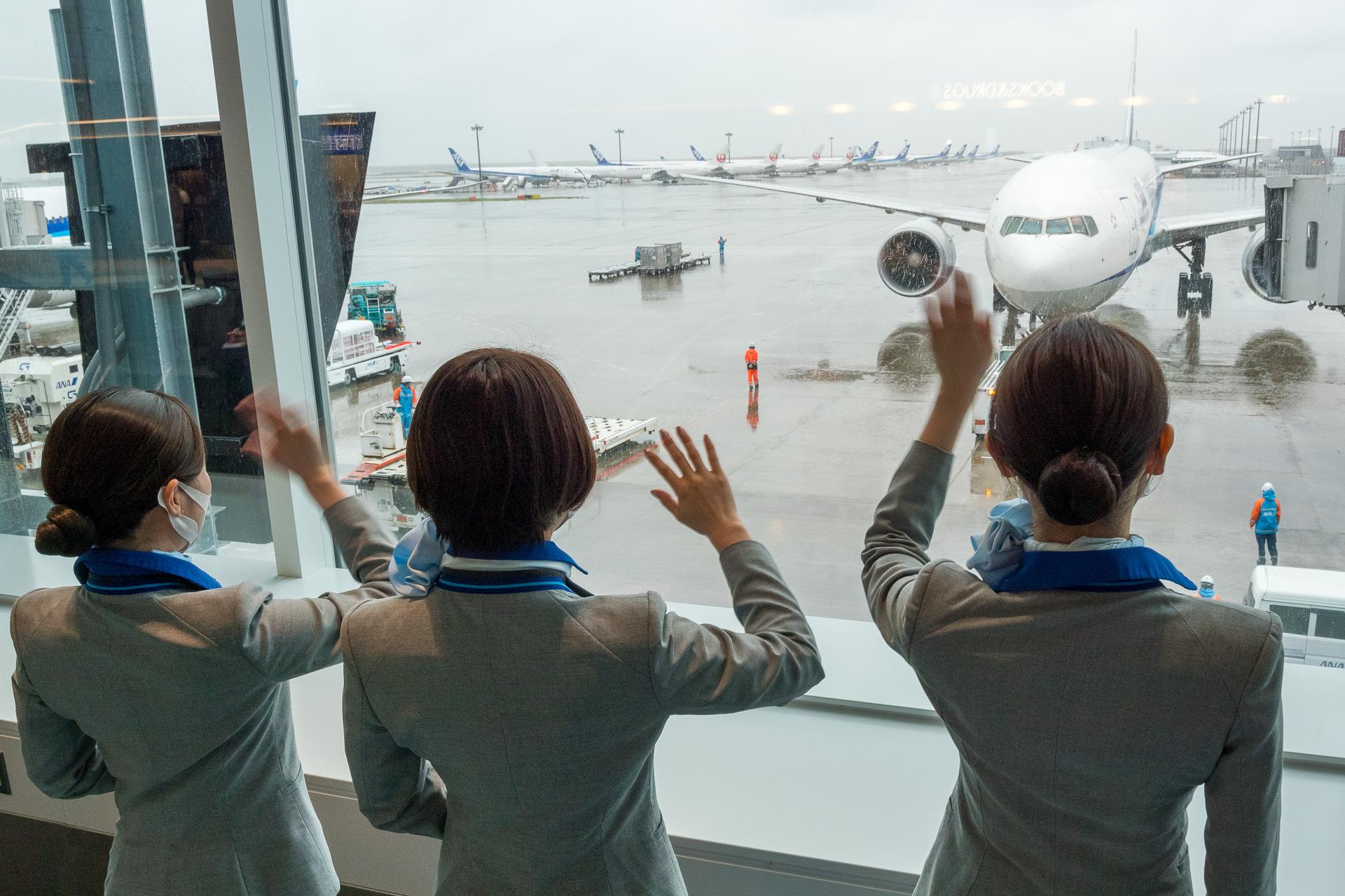 羽田 空港 ターミナル ana
